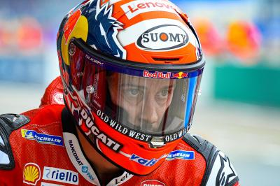 Dovizioso's manager admits 2021 gap year is a possibility