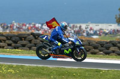 Phillip Island 2005: 'I knew what I had to do'