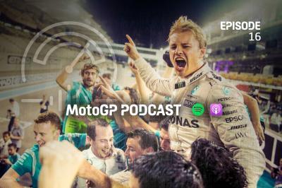 Rosberg, un veterano del motorsport appassionato di MotoE™