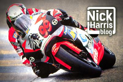 Nick Harris blog: Superbike Island