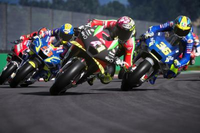 Get set for the action: MotoGP™ eSport Global Series Round 1