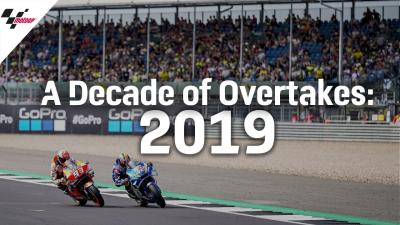 The Best Overtakes from 2019