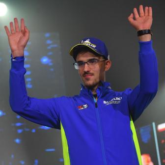 Cristian Sanchez fährt erneut für Suzuki Ecstars eSport Team