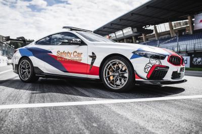 BMW M sponsor titre du GP de Styrie