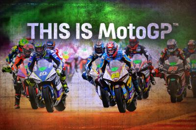 'We're pleased to still have seven MotoE™ races this year'