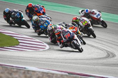 Moto3™ gear up for more mayhem and miracles