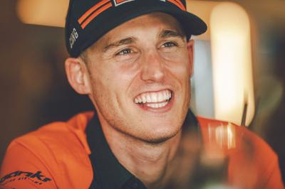 HRC sign Pol Espargaro on a two-year deal