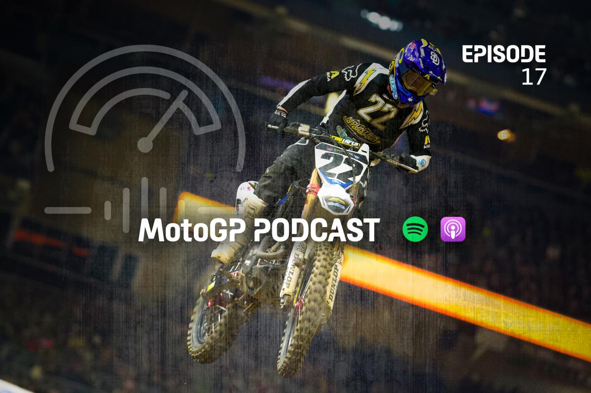 Chad Reed: Supercross legend on the Rossi-Marquez dynamic