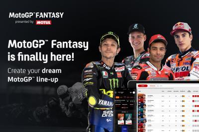 Retoma la temporada 2020 con MotoGP™ Fantasy