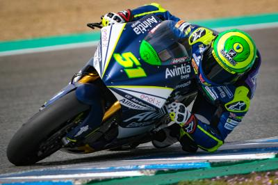 Power up for MotoE™ at the Spanish Grand Prix