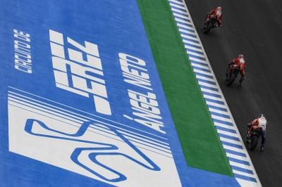MotoGP™ returns on Wednesday with the Jerez Test