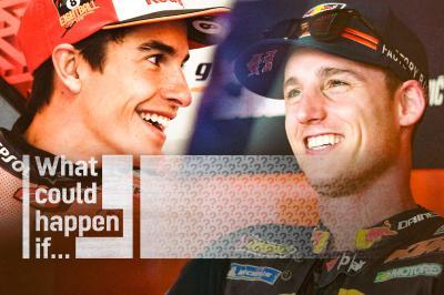 Marc Marquez & Pol Espargaro form a Repsol Honda dream team?