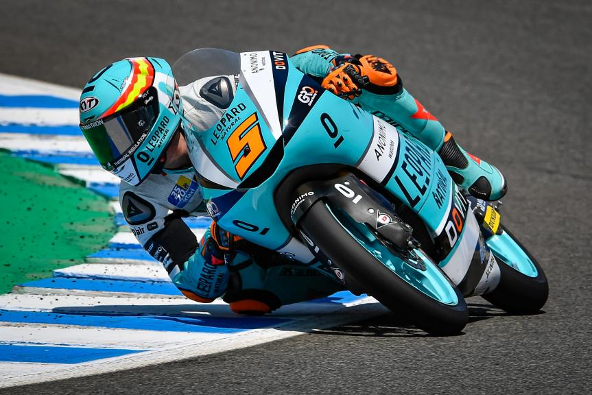 Jaume Masia, Leopard Racing, Jerez MotoGP™ Official Test