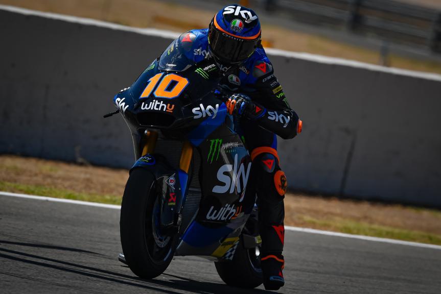 Luca Marini, SKY Racing Team Vr46, Jerez Moto2™-Moto3™ Official Test