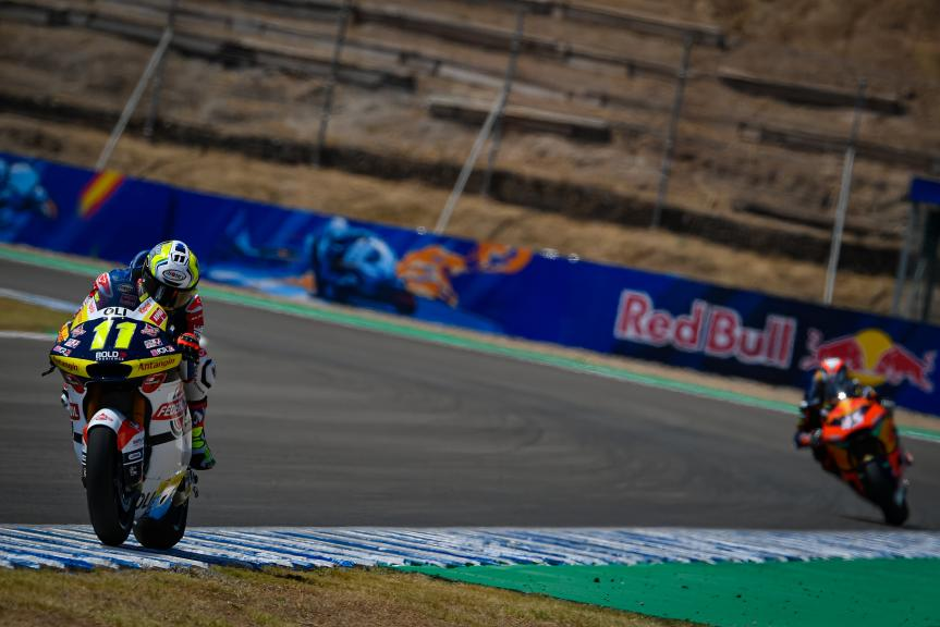 Nicolo Bulega, Federal Oil Gresini Moto2, Jerez Moto2™-Moto3™ Official Test