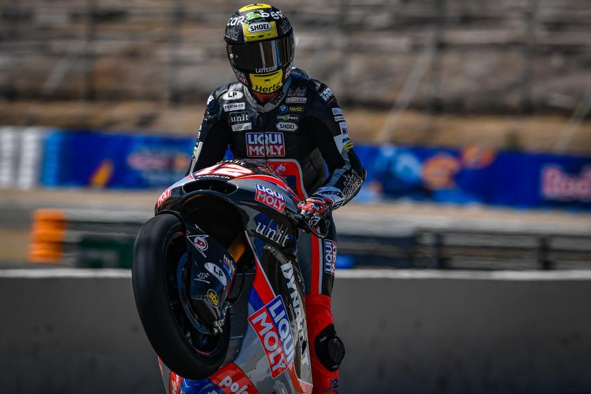 Thomas Luthi, Liqui Moly Intact GP, Jerez Moto2™-Moto3™ Official Test