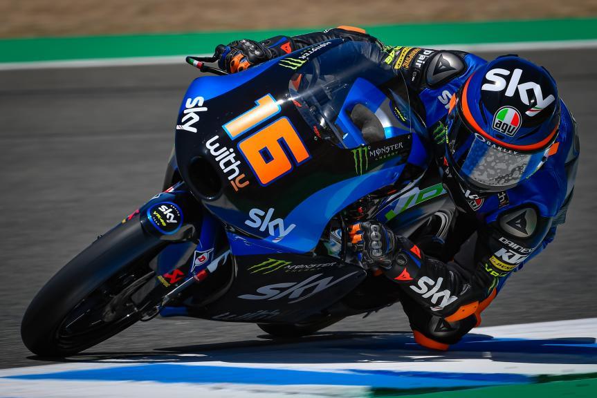 Andrea Migno, SKY Racing Team Vr46, Jerez MotoGP™ Official Test