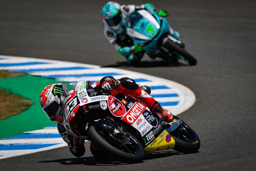 Niccolo Antonelli, Sic58 Squadra Corse, Jerez MotoGP™ Official Test