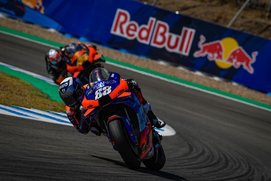 Miguel Oliveira, Red Bull KTM Tech 3, Jerez MotoGP™ Official Test