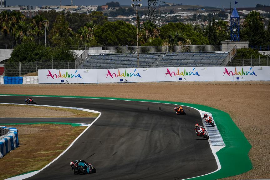 Moto2, Jerez Moto2™-Moto3™ Official Test