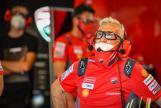 Davide Tardozzi, Ducati Team, Jerez MotoGP™ Official Test