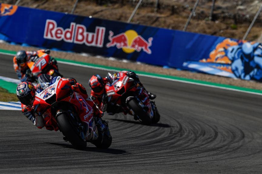Jack Miller, Danilo Petrucci, Jerez MotoGP™ Official Test