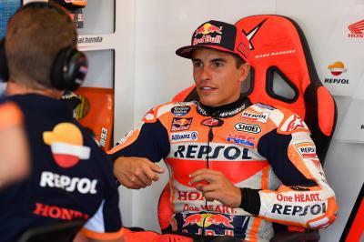 'I can breathe!' - Marquez puts pre-season woes behind him