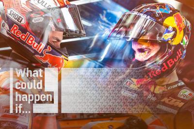 Marc Marquez and Pol Espargaro don't gel at Repsol Honda?
