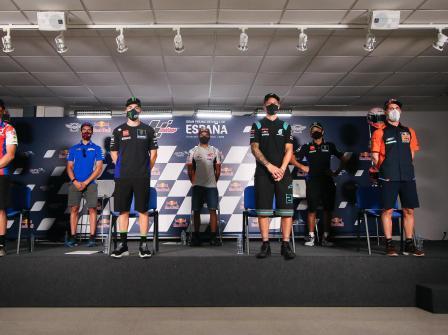 Off-Track, Gran Premio Red Bull de España