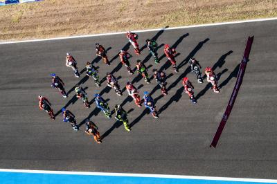 MotoGP™ class of 2020: the official photo