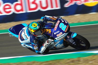 Rodrigo sets new fastest-ever Moto3™ lap around Jerez in FP1
