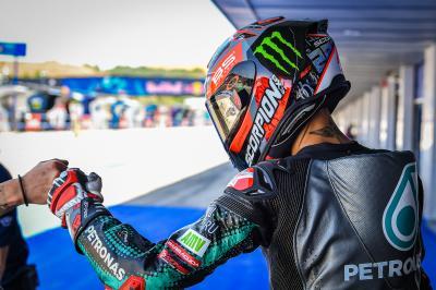 Las redes se revolucionan con la vuelta de MotoGP™