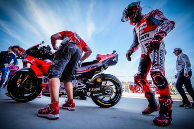 Lorenzo pourrait-il revenir chez Ducati ? L'avis de Ciabatti