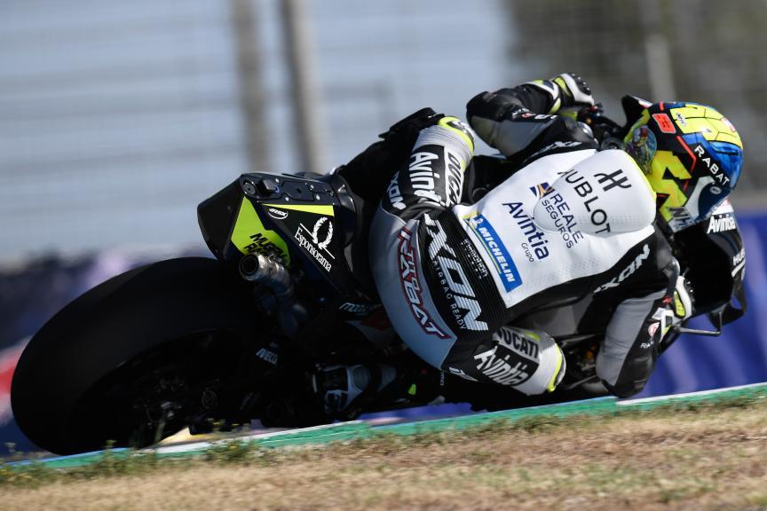 Tito Rabat, Reale Avintia Racing, Gran Premio Red Bull de España