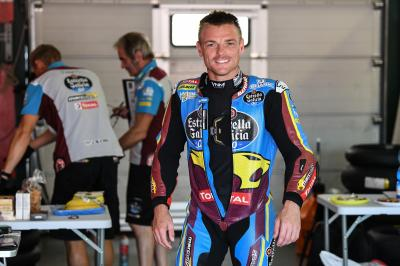 """It's a massive year for me for many reasons"" - Sam Lowes"