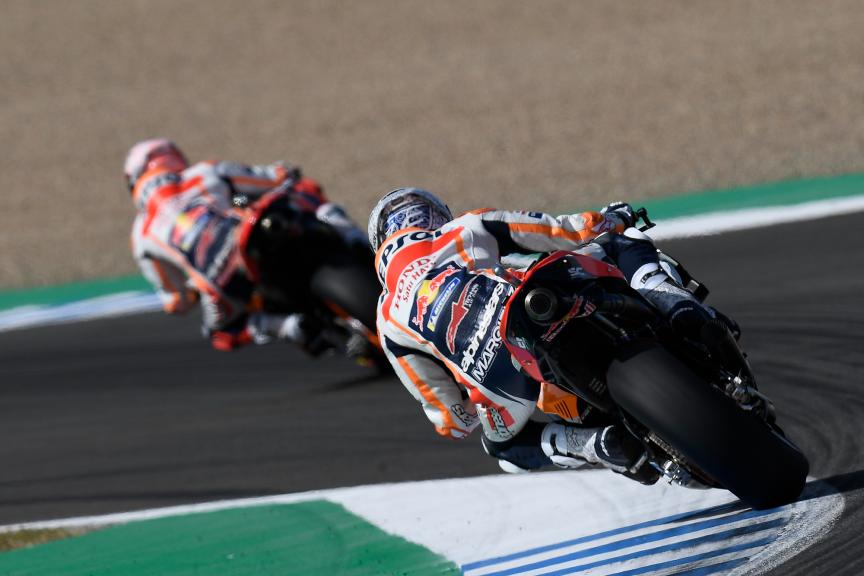 Marc Marquez, Alex Marquez, Gran Premio Red Bull de España