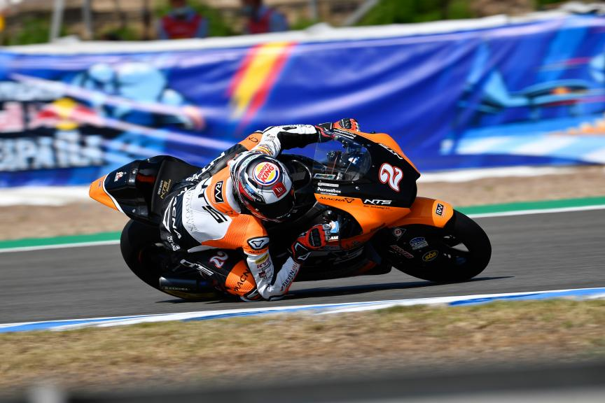 Jesko Raffin, Nts Rw Racing GP, Gran Premio Red Bull de España
