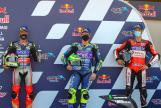 Eric Granado, Lukas Tulovic, Dominique Aegerter, Gran Premio Red Bull de España