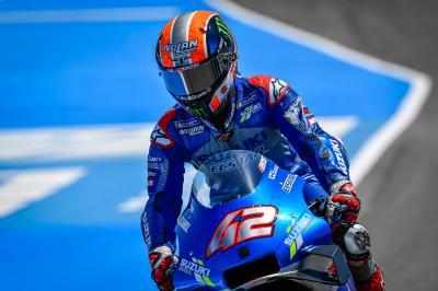 Medical Info: #MotoGP rider #42 @Rins42 has been declared unfit