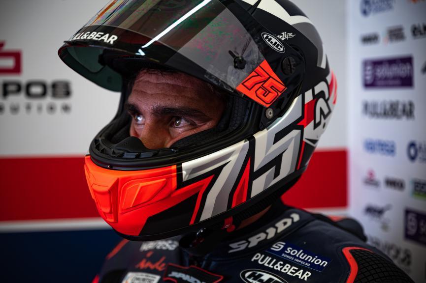 Albert Arenas, Aspar Team, Gran Premio Red Bull de España