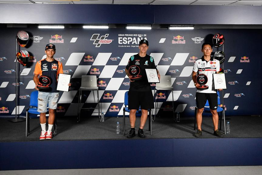 Jerez Tissot Pole Award