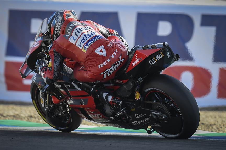 Danilo Petrucci, Ducati Team, Gran Premio Red Bull de España