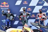 Fabio Quartararo, Maverick Vinales, Marc Marquez, Gran Premio Red Bull de España