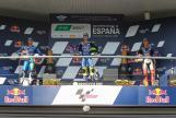 Eric Granado, Matteo Ferrari, Dominique Aegerter, Gran Premio Red Bull de España