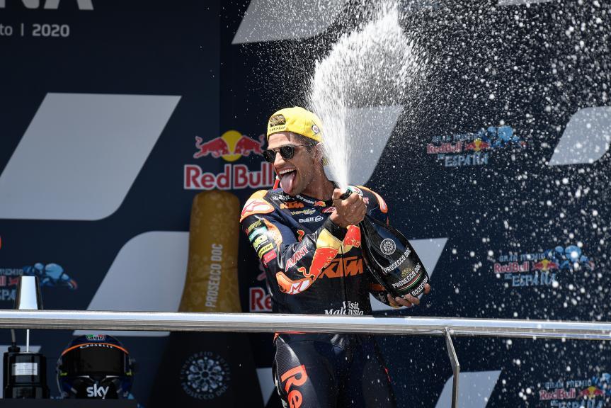 Jorge Martin, Red Bull KTM AJO, Gran Premio Red Bull de España
