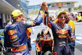 Tetsuta Nagashima, Jorge Martin, Red Bull KTM AJO, Gran Premio Red Bull de España