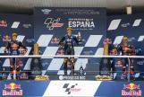 Luca Marini, Tetsuta Nagashima, Jorge Martin, Gran Premio Red Bull de España
