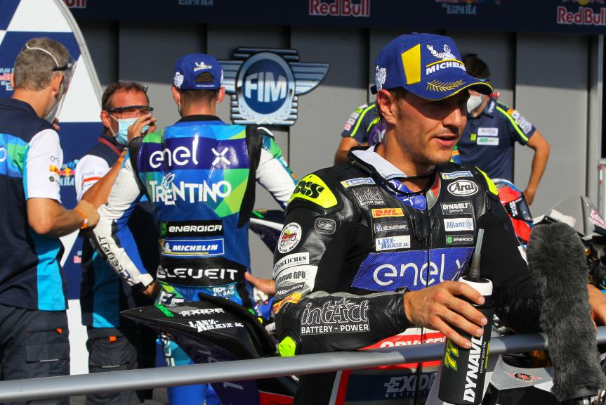 Dominique Aegerter, DynaVolt Intact GP, Gran Premio Red Bull de España
