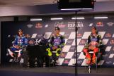 Eric Granado, Matteo Ferrari, Dominique Aegerter, MotoE, Gran Premio Red Bull de España