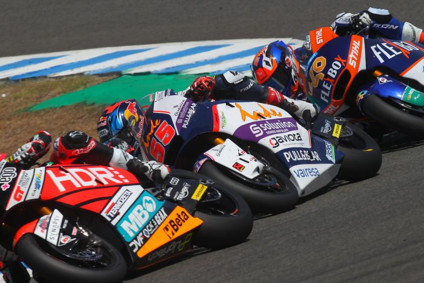 Hafizh Syahrin, Aspar Team, Gran Premio Red Bull de España